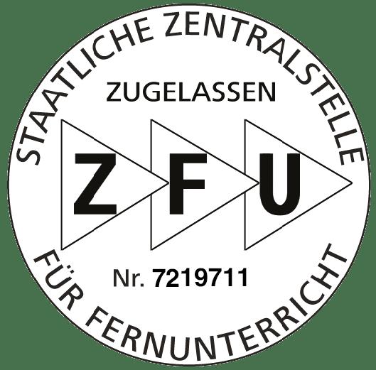 ZFU Stempel Schule für Gesundheit