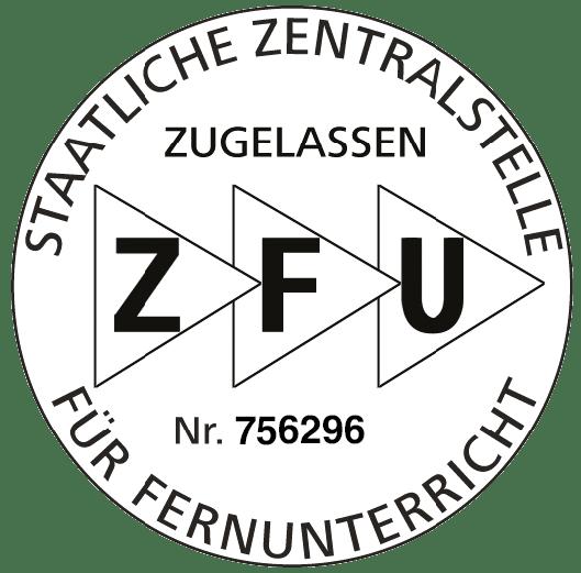 ZFU Stempel Schule für Touristik